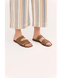cd2be2656de5 Free People - Solaris Slide Sandal By Fp Collection - Lyst