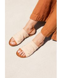 Free People - Lake House Sling Back Sandal By Inuovo - Lyst