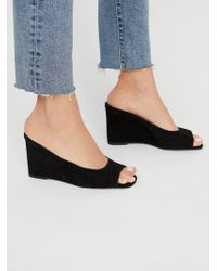 Free People - Beatrix Wedge - Lyst