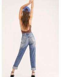 Free People - Boyish Riley Jeans - Lyst