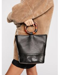 Free People - Pascal Mini Tote - Lyst