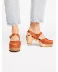Free People - Abby Clog - Lyst