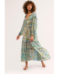 Free People - Amethyst Gown - Lyst