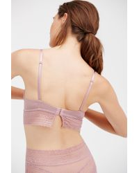7a154bff274 Free People - Get Off My Cloud Underwire Bra By Intimately - Lyst