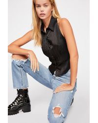 Free People - In Your Eyes Top - Lyst