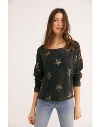Free People - American Babe Pullover - Lyst