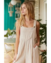 d12c3e087e Free People Coladas All Day One-piece By Endless Summer in Blue - Lyst