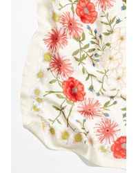 Free People - Eden Floral Print Bandana - Lyst