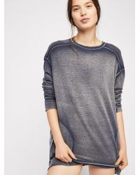 Free People - Easy Peasy Pullover - Lyst