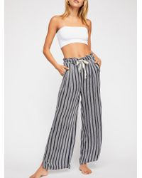 Free People - Moonshadow Sleep Pant By Intimately - Lyst