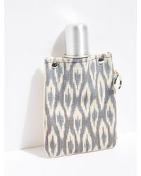 Free People - Canvas Mini Drink Tote - Lyst
