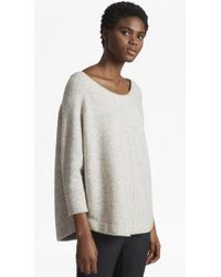 French Connection - Autumn Flossy Round Neck Jumper - Lyst