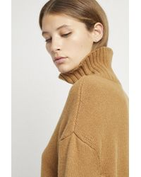 French Connection - Supersoft Wool Cashmere High Neck Jumper - Lyst