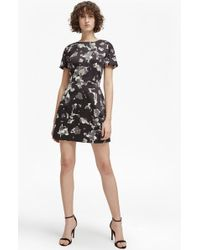 French Connection - Balla Camo Dress - Lyst