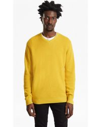 French Connection | Encore Knits V Neck Jumper | Lyst