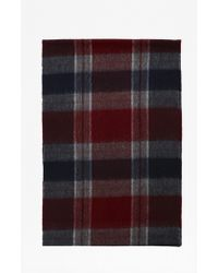 French Connection | Check Mate Scarf | Lyst