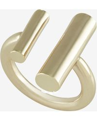 French Connection - Tube Ring - Lyst