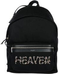 Saint Laurent - Rucksack Backpack Travel City Heaven - Lyst