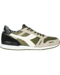 Diadora - Shoes Suede Trainers Sneakers Titan Artic - Lyst