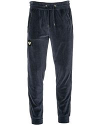 Emporio Armani - Sport Tracksuit Trousers - Lyst