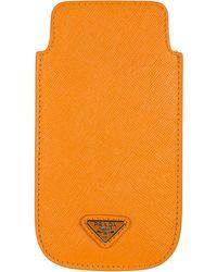 Prada - Cover Case Iphone 5 5s - Lyst