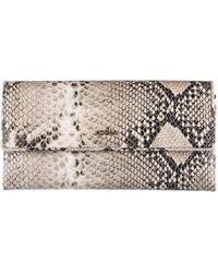 Hogan - Wallet Genuine Leather Coin Case Holder Purse Card - Lyst
