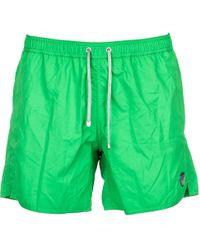 EA7 - Shorts Swimsuit Bathing Trunks Swimming Suit - Lyst