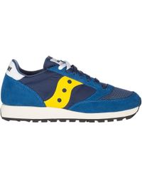 Saucony - Shoes Suede Trainers Sneakers Jazz - Lyst