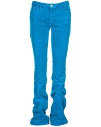 Blugirl Blumarine - Trousers Pants - Lyst