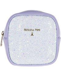 Patrizia Pepe - Clutch Handbag Bag Purse - Lyst