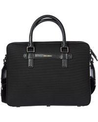 Dolce & Gabbana - Briefcase Attaché Case Laptop Pc Bag - Lyst