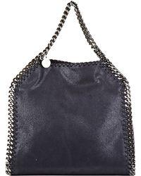 8c6c1bb37349 Stella McCartney - Handbag Shopping Bag Purse Falabella Mini Shaggy Deer -  Lyst