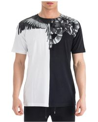 Marcelo Burlon - Wings And Snakes T-shirt - Lyst