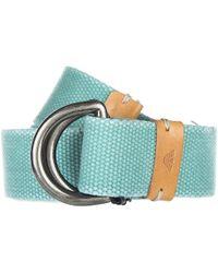 Armani Jeans - Cintura uomo cotone fashion - Lyst