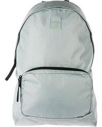 EA7 - Nylon Rucksack Backpack Travel Train Core - Lyst