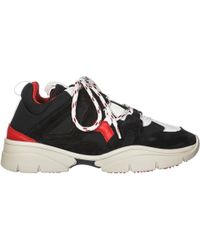 Isabel Marant - 30mm Kindsay Suede Trainers - Lyst