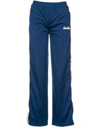 Diadora - Sport Tracksuit Trousers - Lyst