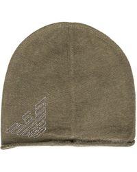 EA7 Women's Beanie Hat