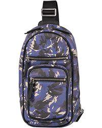 Furla - Backpack Toni Blue - Lyst