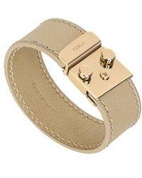 Furla - Bracelet Colour Gold - Lyst