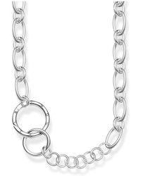 Thomas Sabo - 2964 chaîne cercle Argent sterling 925 - Lyst