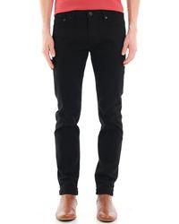 0a6eaed560f9f Burberry - Jeans homme extensible de coupe étroite - Lyst