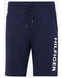 Tommy Hilfiger - Bermuda pyjama Logo - Lyst