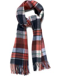 GANT - The Woolster Scarf - Lyst