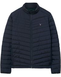 GANT - The Airlight Down Jacket - Lyst