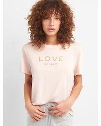 Gap - Forever Favorite T-shirt - Lyst