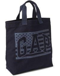 Gap - Logo Tote - Lyst