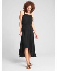 Gap - Strappy Maxi Dress - Lyst