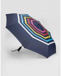 Gap - Crazy Stripe Umbrella - Lyst