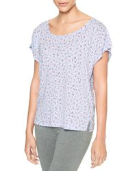 GAP Factory - Print T-shirt In Jersey - Lyst